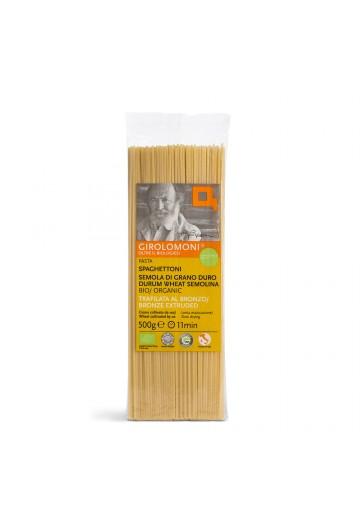 Spaghettoni Girolomoni 500 g - Pasta trafilata al bronzo
