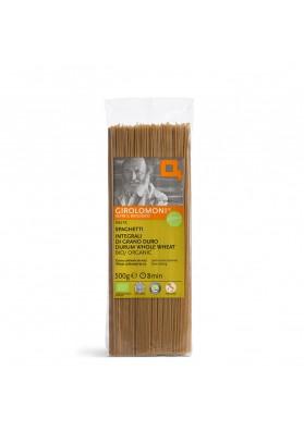 Spaghetti Girolomoni 500 g - Pasta al grano duro integrale