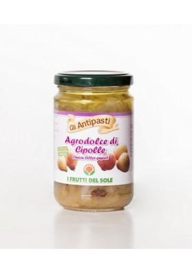 Cipolle in Agrodolce 290gr