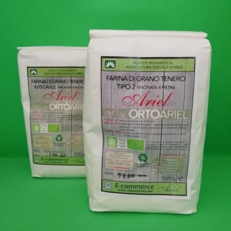 Farina di Grano Tenero Bio 1Kg