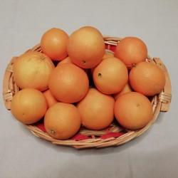 arance da tavola Navel bio al kg