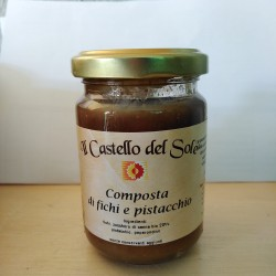 Composta pere e cannella 212ml