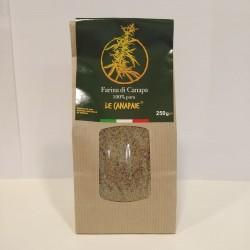 Farina di Canapa pura 100% 250 g